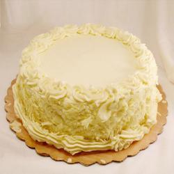Sweet Butterscotch Cake