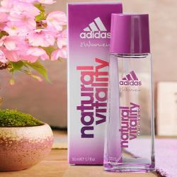 Adidas natural vitality Perfume for Thana