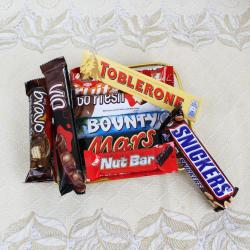 Assorted Imported Chocolates Online for Moga