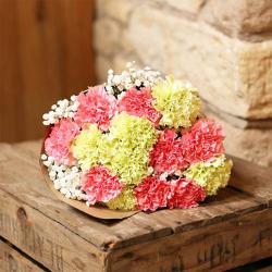 Beautiful Carnations Bouquet