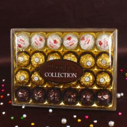 Ferrero Collection Box for Vallabh Vidya Nagar