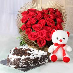 Heart Connecting Gifts Online for Durgapur