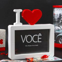 I Love You Table Top Photo Frame For Coimbatore