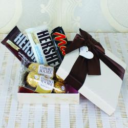 Impressive Chocolate Gift for Haldwani