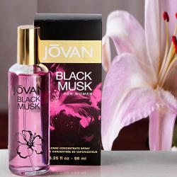 Jovan Black Musk Perfume for Women for Krishnanagar