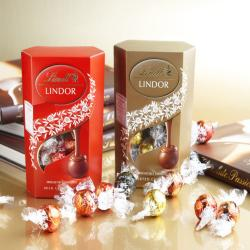 Lindt Lindor Treat Online for Moga