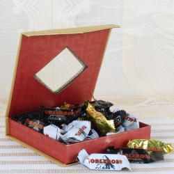 Mini Toblerone Chocolates for Ujjain