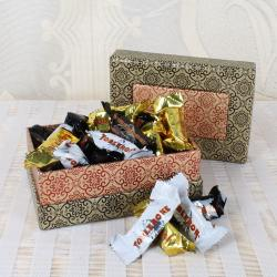 Miniature Toblerone Chocolate Gift for Dharwad