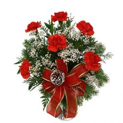 Flower Carnations To Hyderabad