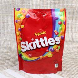 Skittles Chocolate pack for Durg
