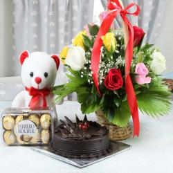 Surprising Combo for Loved Ones for Faridabad
